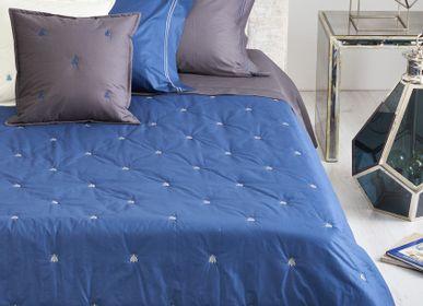 Bed linens - Api Percalle ricami metallici - MASTRO RAPHAËL