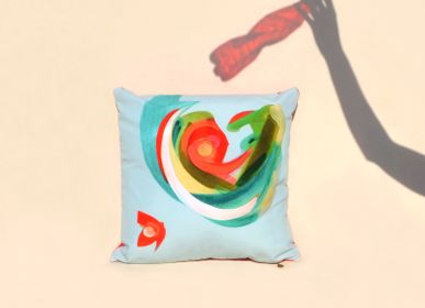 Fabric cushions - Micha Cushion Cover - IMOGEN HOPE