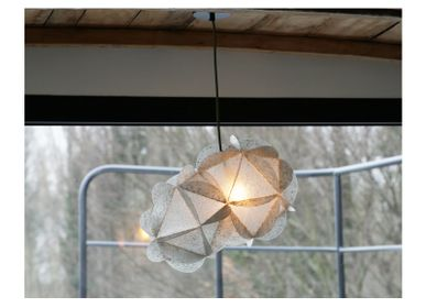 Hanging lights - SUSPENSION O2 - ATELIER ANNE-PIERRE MALVAL