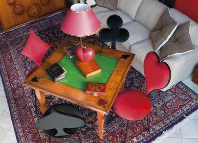 Chaises - Sedie Poker - MARIE MAISON SICILIAN DESIGN