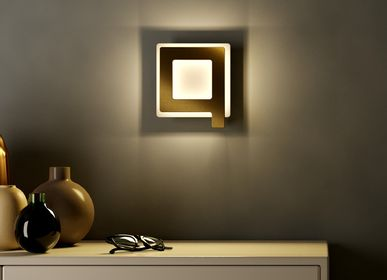 Wall lamps - LIKE Q  - ELESI LUCE