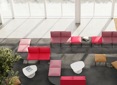 Sofas for hospitalities & contracts - DOMINO - ARTE & D