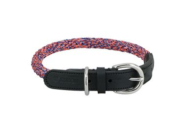 Accessoires animaux - Cord Dog Collar and Leash - MANIFATTURA DI DOMODOSSOLA