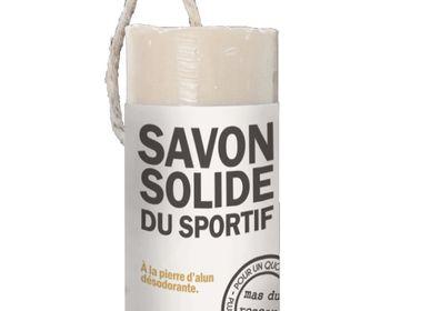 Savons - SAVON DU SPORTIF - LE MAS DU ROSEAU