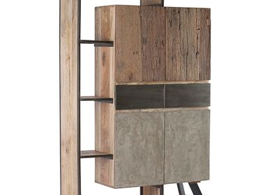 Bookshelves - MANCHESTER SIDEBOARD 2DO-2DR - BIZZOTTO
