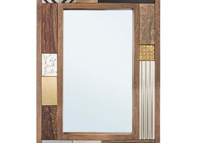 Mirrors - DHAVAL MIRROR W-FRAME - BIZZOTTO