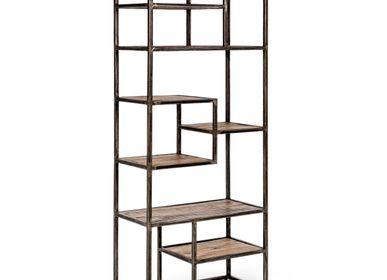 Bookshelves - ELMER BOOKSHELF - BIZZOTTO
