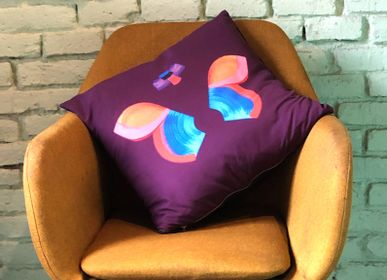 Fabric cushions - Pillpintu Cushion Cover - IMOGEN HOPE