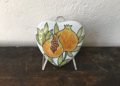 """Decorative objects - Fridge Magnets """"Frutta e Fiori"""" - AMARETTI ANTONELLA"""