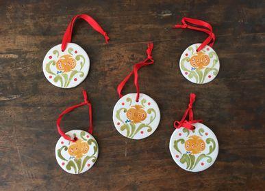"""Decorative objects - Decoration """"Frutta e Fiori"""" - AMARETTI ANTONELLA"""