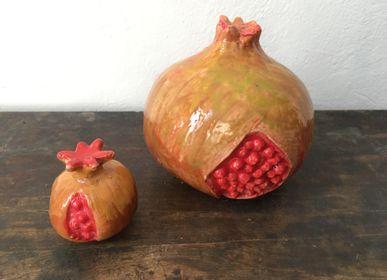 """Objets de décoration - Melograno """"Frutta e Fiori"""" - AMARETTI ANTONELLA"""