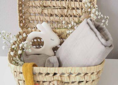 Autres linges de bain - Lange en mousseline pour bébé - KIKADU