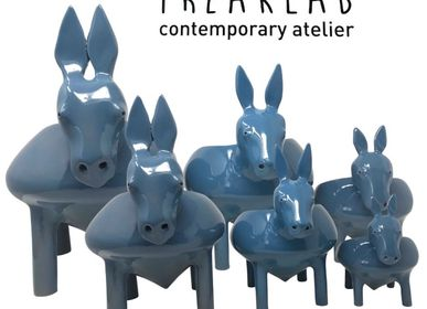 Design objects - THE FAMILY OF DONKEYS - FREAKLAB