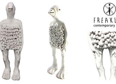 Sculptures, statuettes and miniatures -  BIG HUMANS - FREAKLAB