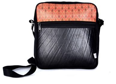 Bags and totes - TAMARIND VEGAN RECYCLED INNER TUBE HAND BAG - RUE RANGOLI