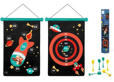 Kids accessories - Scratch Active Play: MAGNETIC DARTS Space - SCRATCH EUROPE