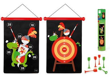 Children's games - Scratch Active Play: MAGNETIC DARTS Knight - SCRATCH EUROPE