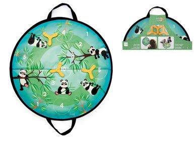 Children's games - Scratch Active Play: DISKER GAME magnetic / Panda - SCRATCH EUROPE