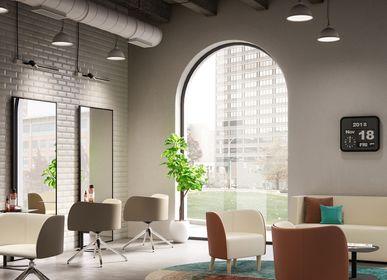 Canapés pour collectivités - chaises ROUND - ARTE & D