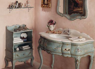 Chambres d'hôtels - Meuble salle de bains 8560 Style vénitien - BIANCHINI & CAPPONI
