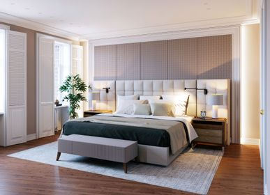 Beds - VICKY BED - ITALIANELEMENTS