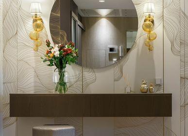 Wall lamps - Planet, modern design wall lamp - MULTIFORME