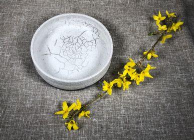 Decorative objects - Raku stoneware empty pocket - LES POTERIES DE SWANE