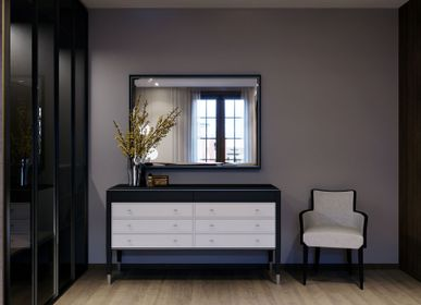 Commodes - SILVERLINE Commode - ITALIANELEMENTS