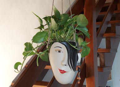 Vases - VASE TO HANG - PACHAMAMA DI E. OCCHI LABORATORIO ARTIGIANO DI CERAMICA