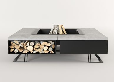 Barbecues - Hetta Supply SQUARE  | Firepit Barbecues| - HETTA SUPPLY