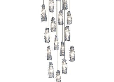 Hanging lights - Evoluta 60D x 16 - OLTREMONDANO