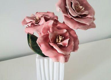 Ceramic - Scented flowers show - MARSIA STUDIO CERAMICHE DI MARIELLA SIANO