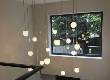 Hanging lights - New Nebula Spider - OLTREMONDANO