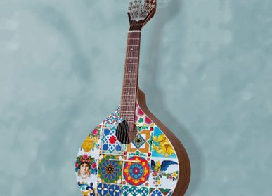 Decorative objects - Azulejo V Guitar - MALABAR