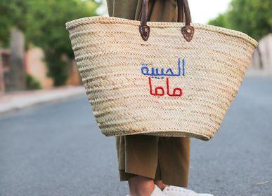 Shopping baskets - Large Market Shopping Cart - ORIGINAL MARRAKECH