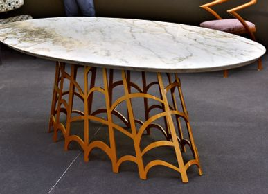 Dining Tables - Net table - CENTOPERCENTO DESIGN