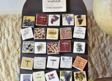 Cadeaux - Magnets en marbre - STUDIOSVE