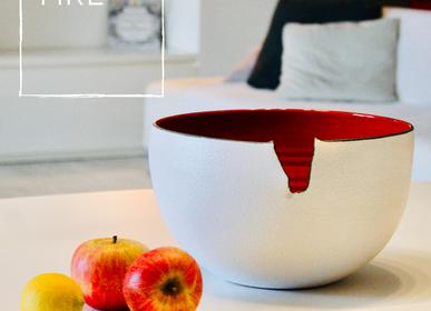 Céramique - FUOCO/FIRE Bowls - EVA MUN