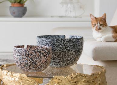 Céramique - Pierre de granit/glaçure en céramique - EVA MUN