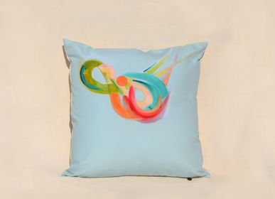 Fabric cushions - Kawsay Cushion Cover - IMOGEN HOPE