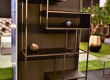 Bookshelves - Infinity bookcase - CENTOPERCENTO DESIGN
