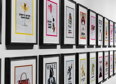 Paintings - Happy print - GALERIE BELARTVITA