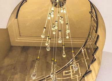 Hanging lights - Gocce 60D x 16 - OLTREMONDANO