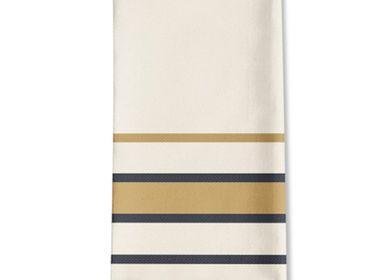 Linge de table textile - Serviette de table en coton Espelette Argile - LA MAISON JEAN-VIER