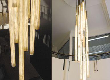Hanging lights - Stelo Cascata 13x160 T8 LED - OLTREMONDANO