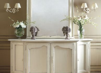 Sideboards - PR105 - French Provincial sideboard with 4 doors  - INTERIORS ITALIA