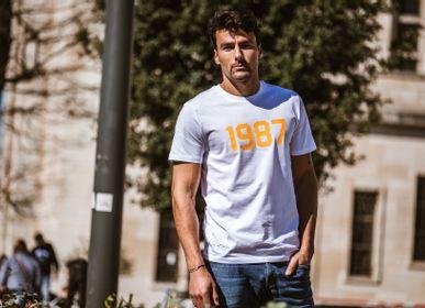 Prêt-à-porter - T-shirt Code Homme Personnalisable - LA VIE EST BELGE