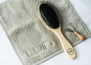 Beauty products - Hair Brush Gentle Detangling - LUIN LIVING