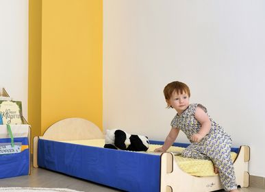 Beds - Ninnanì, toddler bed, bookcase and much more! - NINIDESIGN