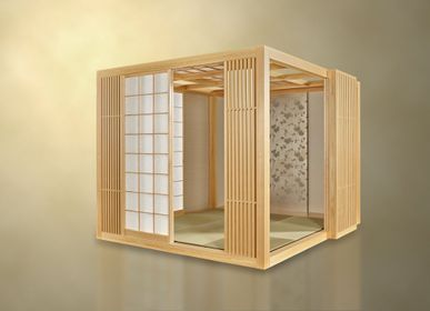 Partitions - WASHITSU (Japanese sectional -style room) - KIKUCHI JAPAN
